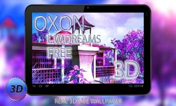 Dreams Gratis 3D Live Wallpaper