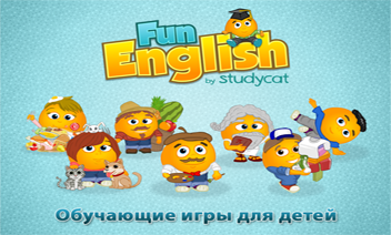 Fun English Learning Games - formation en langue anglaise pour les enfants