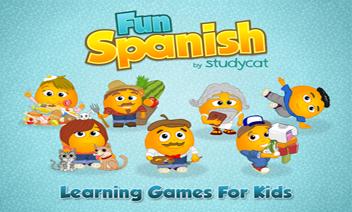 Fun Spanish Learning Games - навчання іспанській мові для дітей