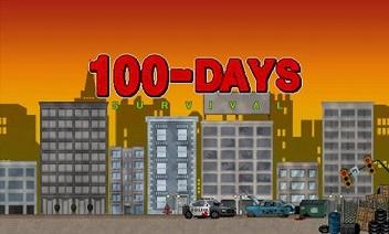 100 jours: la survie Zombie