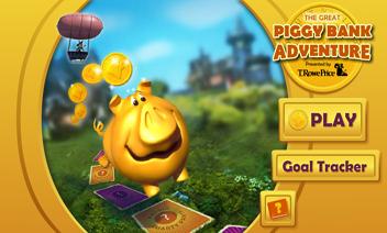 Marea Piggy Bank Adventure