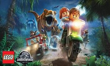 LEGO Jurassic Dünya