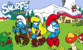 """Smurfs """"Village"""