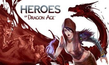 วีรบุรุษของเกม Dragon Age