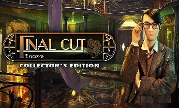 Cut final: Encore