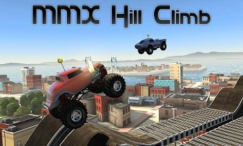 MMX Tepesi tırmanış