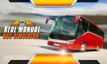 Real manual bus simulator 3D