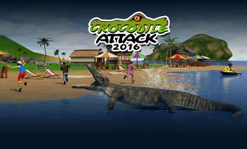 Crocodile attack in 2016