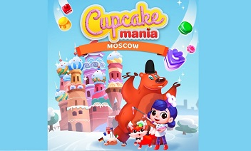 Cupcake Mania: Moscow