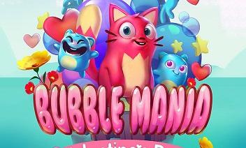 Bubble Mania: Walentynki