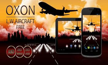 Vliegtuigen HD Live Wallpapers