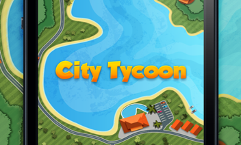 Tycoon City - puzzle asfalt!