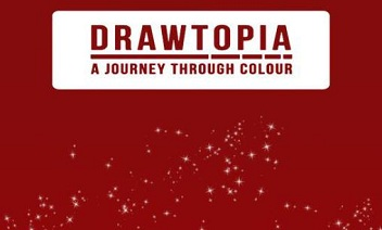 Drawtopia: A journey through colour.  Premium