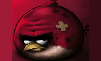 Angry Birds LWP