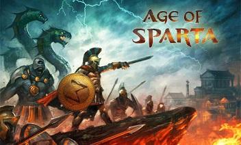 Age of Sparta - Sparta Epocă