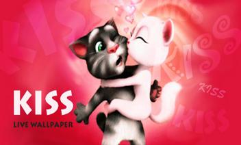 Kiss Live Wallpaper