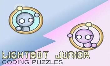 Juniors Lightbot: énigmes de codage