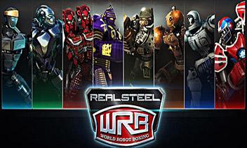 Real Steel World Robot Boxning