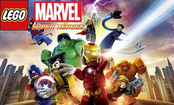 Super-héros Marvel LEGO