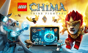 LEGO® Chima: Plemię Fighters