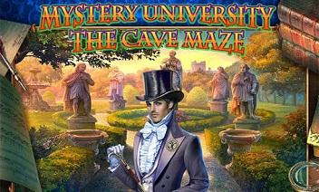 Mystery universiteit: De grot doolhof