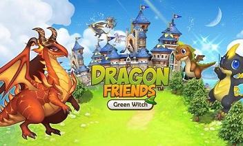 Dragon prijatelji: Green Witch