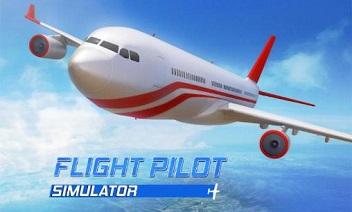طيار الرحلة: محاكي 3D