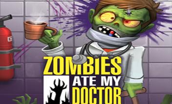 Zombies Ate Doctor meu