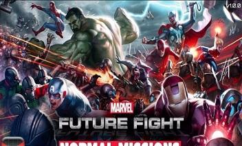 MARVEL المستقبل القتال