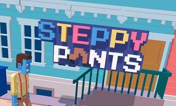 السراويل Steppy