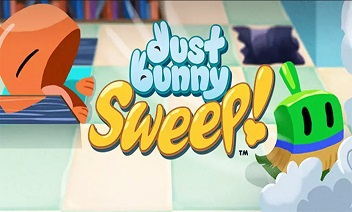 Dust lapin sweep!