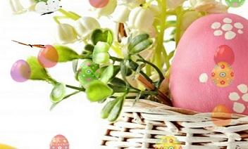 Fleurs de Pâques Livewallpaper