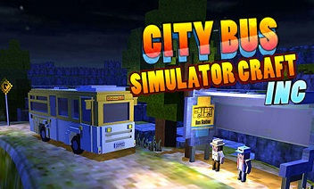 City bus simulator: Craft inc.