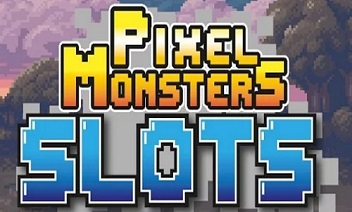 Pixel monsters: Slots