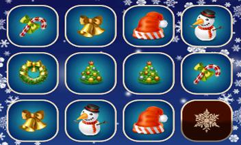หน่วยความจำเกมคริสมาสต์