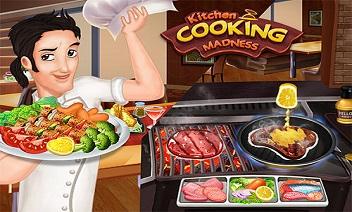 Cuisine cuisson folie