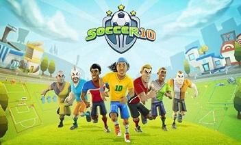 Voetbal 10