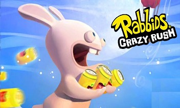 Rabbids: Crazy rush