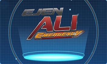 Ejen Ali: Emergency