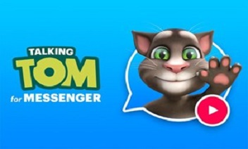 Talking Tom pour Messenger