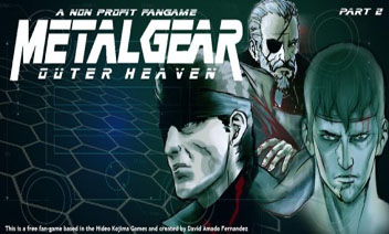 Metal Gear: Outer Heaven Part2