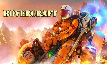 Rovercraft: uzay araba yarışı