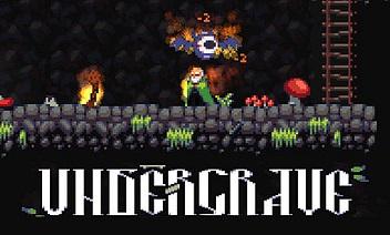 Undergrave: Pixel roguelike