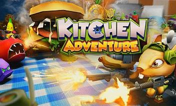 Keuken Adventure 3D
