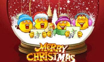 De wens u Vrolijk kerstfeest