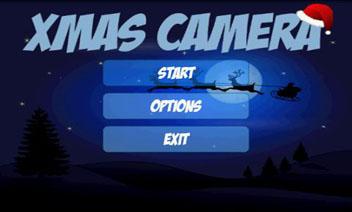 عيد الميلاد كاميرا