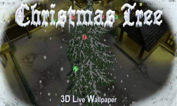 Kerstboom 3D Demo
