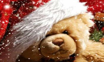 عيد الميلاد تيدي بير