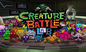 Creature battle lab