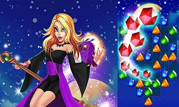 Gems witch legend